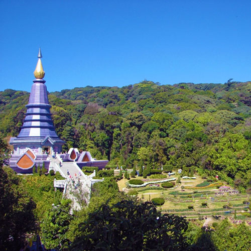 One Day Doi Inthanon National Park Tour