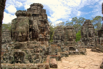 Angkor Wat Tour: Cambodia 4 days, 3 nights - Benteay Srei