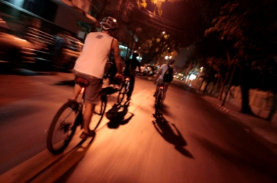 Bangkok City Bike Tour (Evening/night)