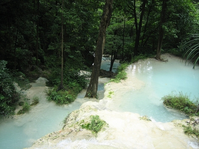 Erawan National Park, Elephant Riding, Elephant Bath and Lunch