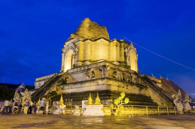 Chiang Mai City and Temples Half Day