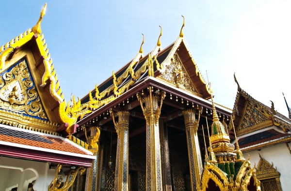 Bangkok City and Temples Tour, with lunch