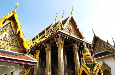 Bangkok Old city, The Grand Palace and Emerald Buddha and Temples tour with lunch [Min 2 pax]