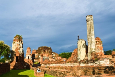 Ayutthaya, Full Day including lunch